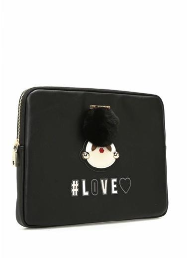 Love Moschino Laptop /Evrak Çantası Siyah